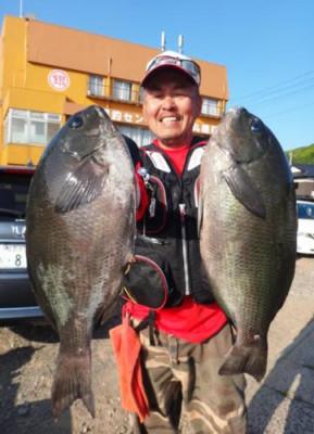 丸銀釣りセンターの2020年5月24日(日)3枚目の写真