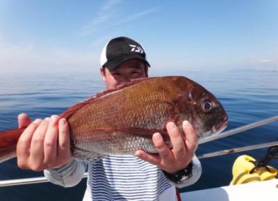 丸銀釣りセンターの2020年5月24日(日)4枚目の写真