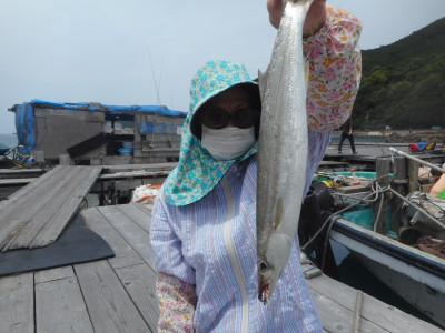由良海つり公園&釣堀ランドの2020年5月30日(土)2枚目の写真