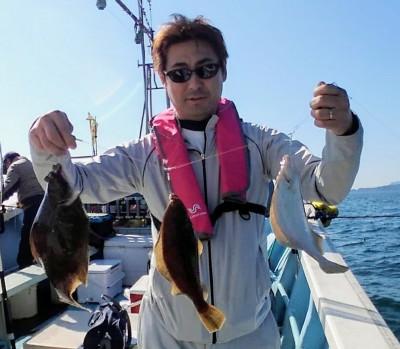 佐々木釣具店 平進丸の2020年5月30日(土)3枚目の写真