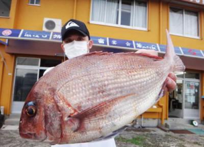 丸銀釣りセンターの2020年5月26日(火)2枚目の写真