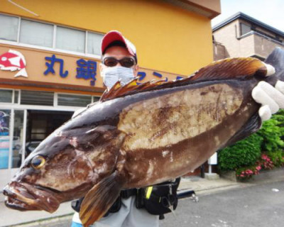 丸銀釣りセンターの2020年5月28日(木)1枚目の写真