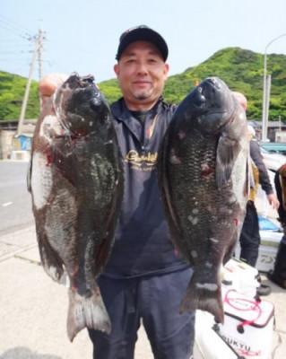 丸銀釣りセンターの2020年5月28日(木)2枚目の写真