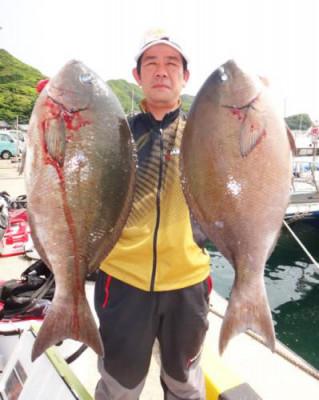 丸銀釣りセンターの2020年5月28日(木)5枚目の写真