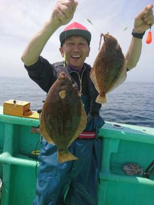 釣船・釣具店 やまさ丸の2020年5月31日(日)1枚目の写真