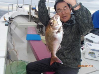 秀吉丸の2020年5月31日(日)2枚目の写真