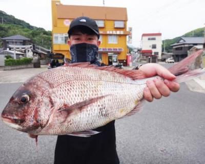 丸銀釣りセンターの2020年5月30日(土)3枚目の写真