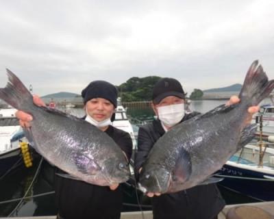 丸銀釣りセンターの2020年5月31日(日)1枚目の写真