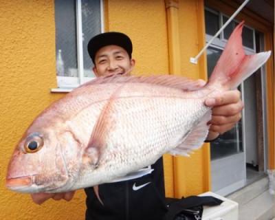丸銀釣りセンターの2020年5月31日(日)2枚目の写真