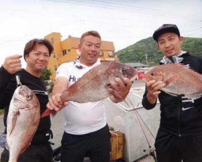 丸銀釣りセンターの2020年5月31日(日)3枚目の写真