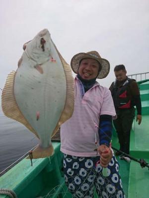 釣船・釣具店 やまさ丸の2020年6月6日(土)1枚目の写真