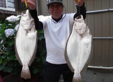 奥村釣船の2020年6月9日(火)1枚目の写真