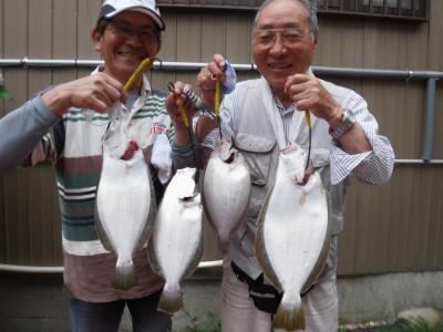 奥村釣船の2020年6月10日(水)4枚目の写真