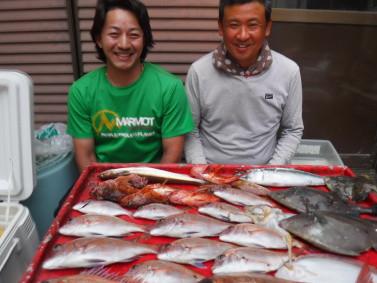 奥村釣船の2020年6月12日(金)2枚目の写真