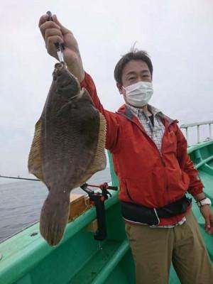 釣船・釣具店 やまさ丸の2020年6月13日(土)1枚目の写真