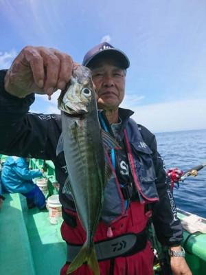 釣船・釣具店 やまさ丸の2020年6月14日(日)1枚目の写真