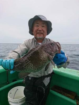 釣船・釣具店 やまさ丸の2020年6月14日(日)3枚目の写真