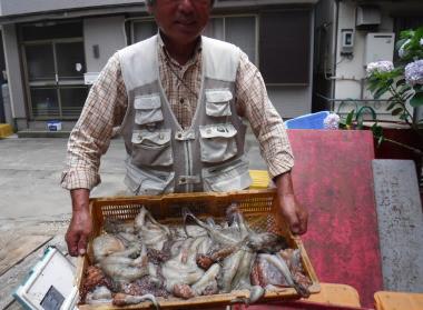 奥村釣船の2020年6月15日(月)1枚目の写真