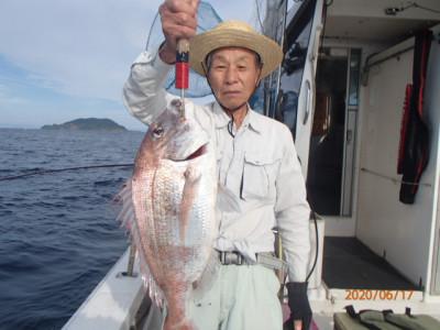 秀吉丸の2020年6月17日(水)2枚目の写真
