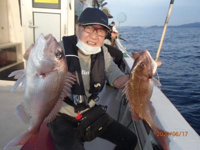 秀吉丸の2020年6月17日(水)5枚目の写真
