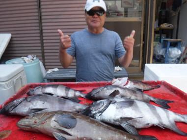 奥村釣船の2020年6月17日(水)2枚目の写真