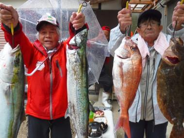 奥村釣船の2020年6月18日(木)1枚目の写真