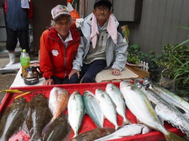 奥村釣船の2020年6月18日(木)2枚目の写真