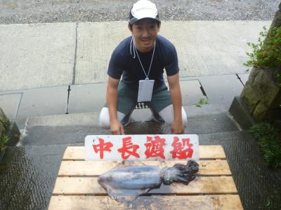 中長渡船の2020年6月18日(木)1枚目の写真