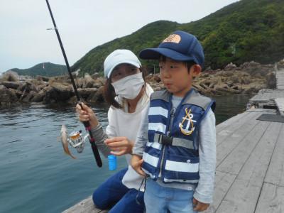 由良海つり公園&釣堀ランドの2020年6月20日(土)2枚目の写真