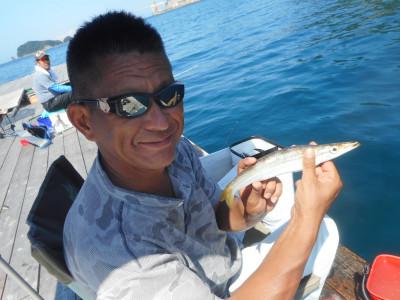由良海つり公園&釣堀ランドの2020年6月24日(水)1枚目の写真