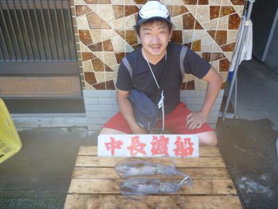 中長渡船の2020年6月24日(水)1枚目の写真