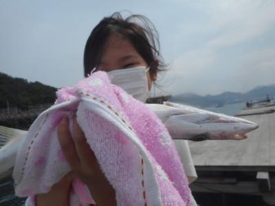 由良海つり公園&釣堀ランドの2020年6月27日(土)1枚目の写真