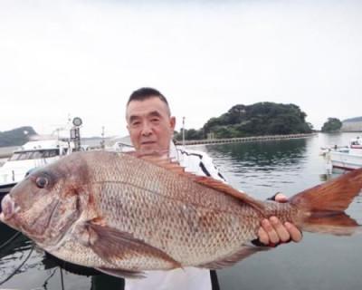 丸銀釣りセンターの2020年6月17日(水)1枚目の写真