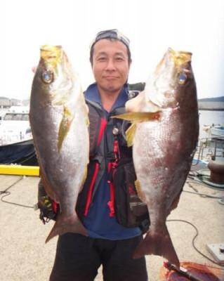 丸銀釣りセンターの2020年6月17日(水)3枚目の写真