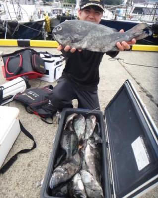 丸銀釣りセンターの2020年6月17日(水)5枚目の写真