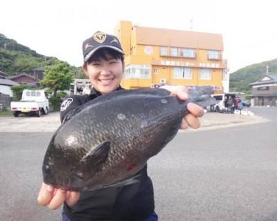 丸銀釣りセンターの2020年6月20日(土)1枚目の写真