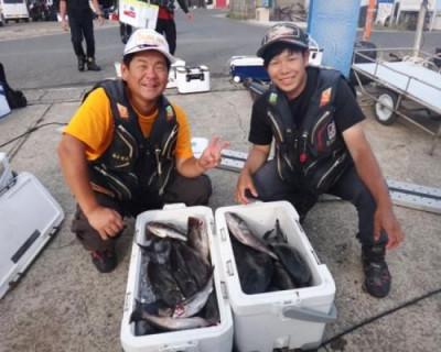 丸銀釣りセンターの2020年6月20日(土)4枚目の写真