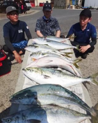 丸銀釣りセンターの2020年6月20日(土)5枚目の写真