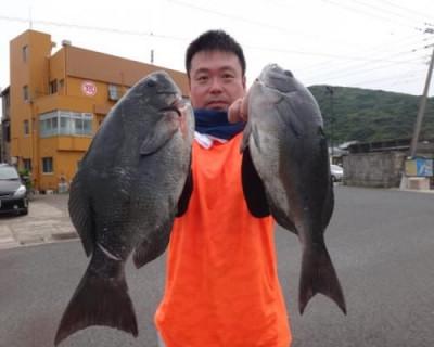 丸銀釣りセンターの2020年6月21日(日)4枚目の写真