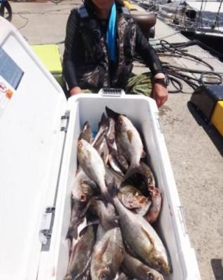 丸銀釣りセンターの2020年6月22日(月)2枚目の写真