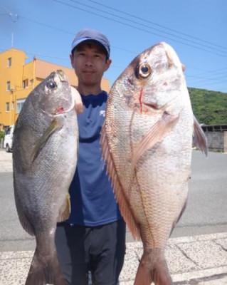 丸銀釣りセンターの2020年6月23日(火)2枚目の写真