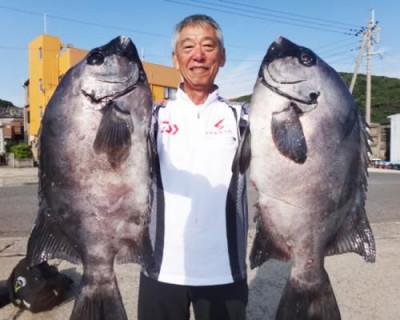 丸銀釣りセンターの2020年6月23日(火)4枚目の写真
