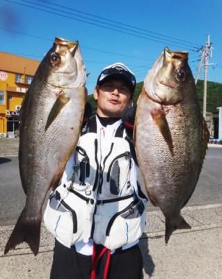 丸銀釣りセンターの2020年6月26日(金)1枚目の写真