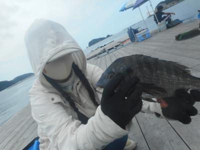 由良海つり公園&釣堀ランドの2020年6月28日(日)1枚目の写真