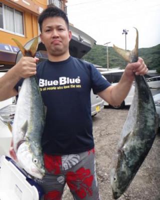 丸銀釣りセンターの2020年6月27日(土)1枚目の写真