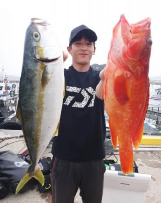 丸銀釣りセンターの2020年6月28日(日)5枚目の写真