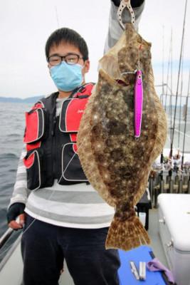 西岡遊漁の2020年6月20日(土)1枚目の写真