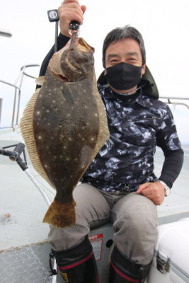 西岡遊漁の2020年6月20日(土)2枚目の写真