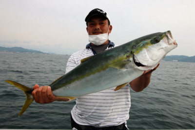 西岡遊漁の2020年6月21日(日)1枚目の写真