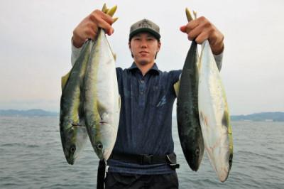 西岡遊漁の2020年6月21日(日)2枚目の写真